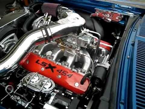 Car Throttle Wallpaper Lsx 454 Barrys 70 Nova Youtube