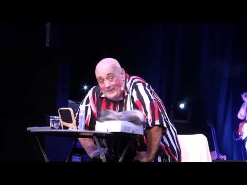 Les adieux de Jean-Marie Arrus au cabaret