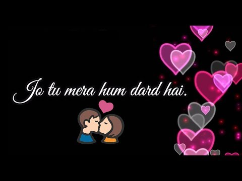 Humdard ❤   Ek villain 💏    Old : New : Sad 😞 : Love ❤ : Romantic 💏 WhatsApp Status Video 2017 😊
