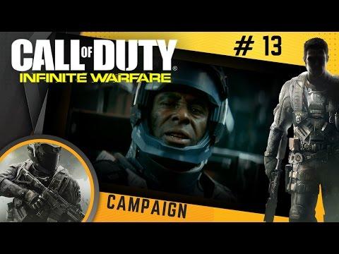 Call Of Duty Infinite Warfare: Operation Burn Water Refinery - Walkthrough Part 13 Mission 13 COD:IW