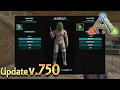 ARK Xbox One - New Update v750 - How To Cut & Dye Hair - Hair Growth & Third Person Information