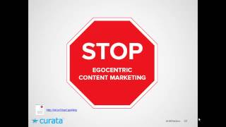 Content Marketing Tactics 2014: Creation, Curation and Syndication Webinar