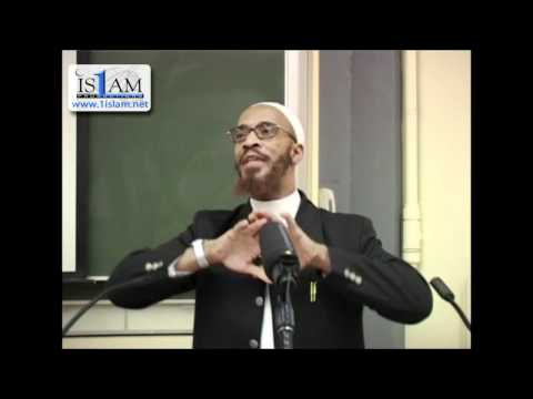 Khalid Yasin Lecture - Islam & the Modern World (Part 1 of 2