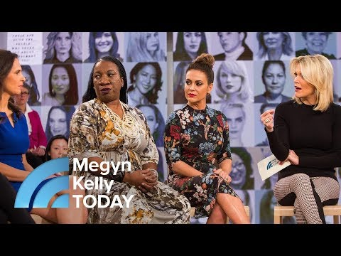 Silence Breakers Speak Out About 'Tipping Point' Of MeToo Movement | Megyn Kelly TODAY