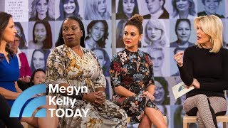 connectYoutube - Silence Breakers Speak Out About 'Tipping Point' Of MeToo Movement | Megyn Kelly TODAY