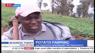 Rift farmers want tighter regulations in potato farming