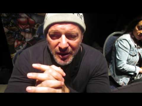 Costas Mandylor interview (Greek)