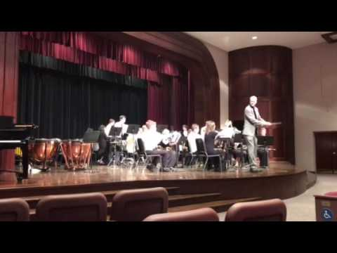 Tuscaloosa Christian School Band AACS National Competition (Part 1)