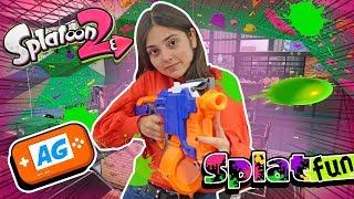 Entrenando Splatoon 2 para #SplatFun Torneo YouTuber