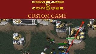 Custom Game 2   Versus Xenoeye   C&C: Tiberian Dawn - 1v1 Online / Unranked