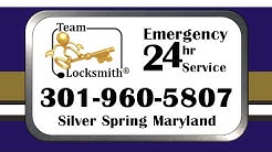 Team-Locksmith® Silver Spring MD 301-960-5807 Car Keys Emergency Lockout