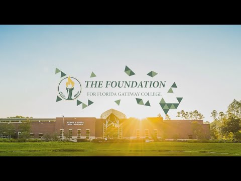 The Foundation for Florida Gateway College 2020 Donor Accomplishments