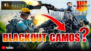BLACKOUT CAMOS ARE COMING? (14,000+ Kills - 10+ K/D - 400+ Wins) COD Black Ops 4