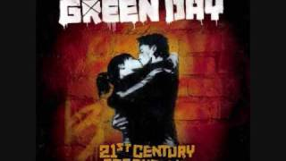 GREEN DAY PEACEMAKER
