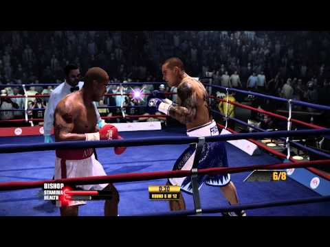 Fight Night Champion Greatest Of All Time Hardest Setting 1080P Full HD Episode 13 - Isaac Frost