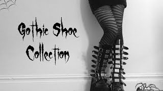 Gothic Shoe Collection