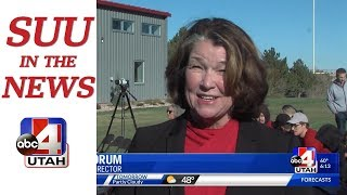 In the News: SUU celebrates new sports performance facility, ABC 4
