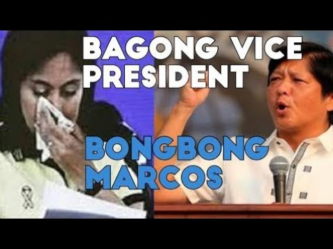 CONFIRMED! BONGBONG MARCOS BAGONG VICE PRESIDENT: MOCHA USON INTERVIEW WITH BONG - Philippines News