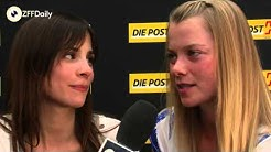 "ZFF Daily 2012: Interview with Aylin Tezel and Henrike von Kuick about ""Am Himmel der Tag"""