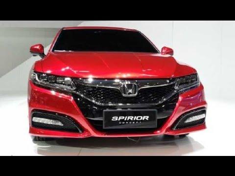 2017 Honda Accord Spirior Super Sport