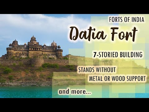 Forts Of India - Datia - Ep # 16