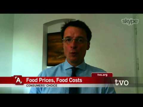 Sylvain Charlebois: Food Prices, Food Costs