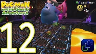 Pac-Man And The Ghostly Adventures Walkthrough - Part 12 - Netherworld: Castle Crasher