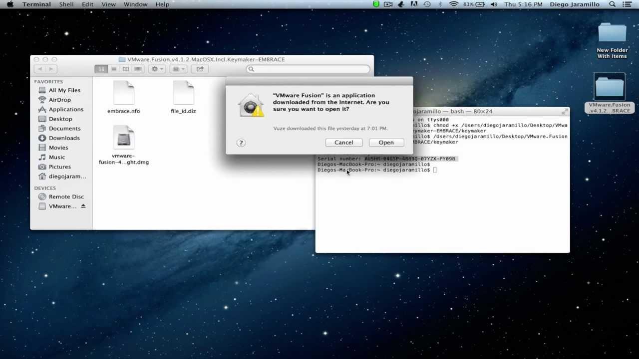 Download vmware fusion for mac 10.11