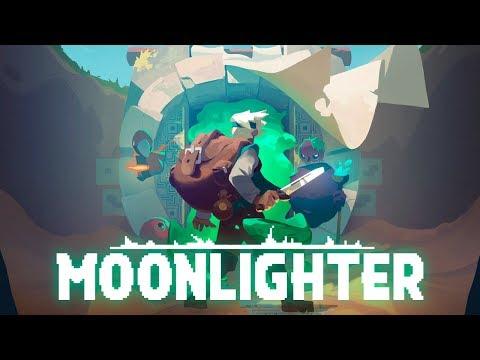 ¡La avaricia rompe el saco! - Moonlighter en Español (PC) DSimphony