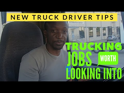 DRIVER SUCCESS | Truck Driving Jobs | Trucking Advice & Tips | OTR Regional Local Truck Driver