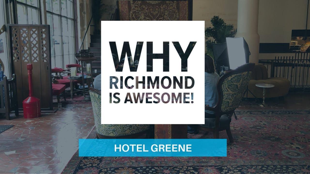 Hotel Greene Highfalutin Mini Golf In Downtown Richmond Va Youtube