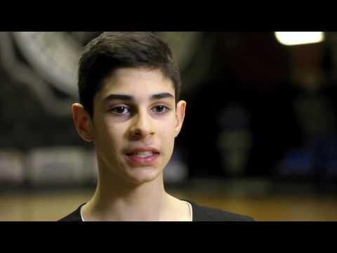 """Training at the Stellazzurra Basketball Academy"" by Gillette World Sport"