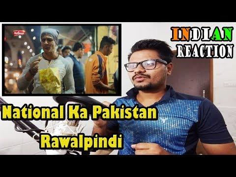 Indian Reaction On National Ka Pakistan | Exploring Rawalpindi | Food & Culture | Reacted By Krishna