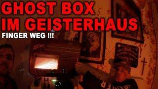 Ghostbox - JENSEITS SPRICHT KLARTEXT - traust Du dich das auch?
