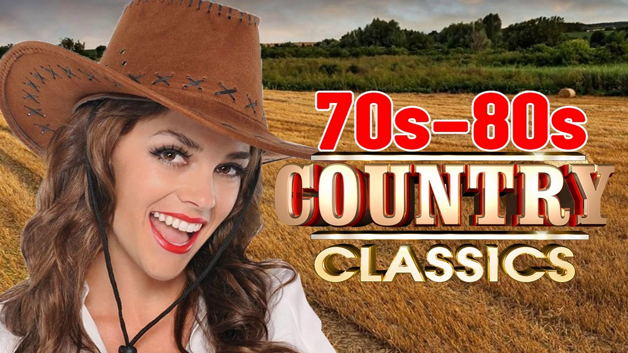 Top 100 Classic Country Songs of 70s 80s - Best Old 70s 80s Country ...