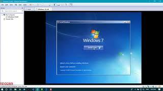 LAB 1.3 : Cài đặt hệ điều hành Windows 7