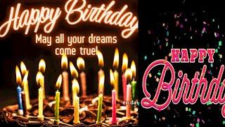 4th July Happy Birthday Status Video/ happy birthday wishes/birthday car/quotes/newupdates /birthday