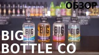 видео Жидкости для электронных сигарет Big bottle