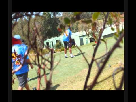 2014 Indigenous State Of Origin Golf Day