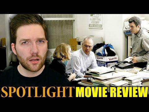 Spotlight - Movie Review