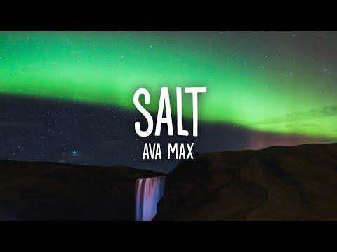 Ava Max - Salt (Lyrics)