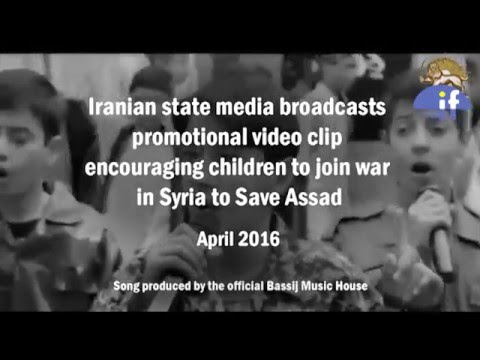 NCRI reveals Iranian regime's campaign to recruit Child Soldiers for Syria