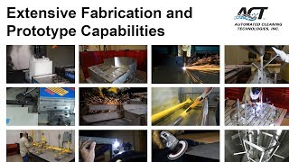 Industrial Fabrication & Prototype Manufacturing Capabilities