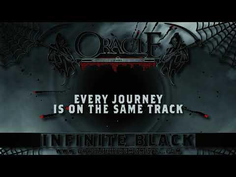 Oracle - Infinite Black - southern heavy metal - southern metal - southern hard rock