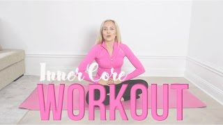 Inner core workout ♥ Träna inre magmusklerna