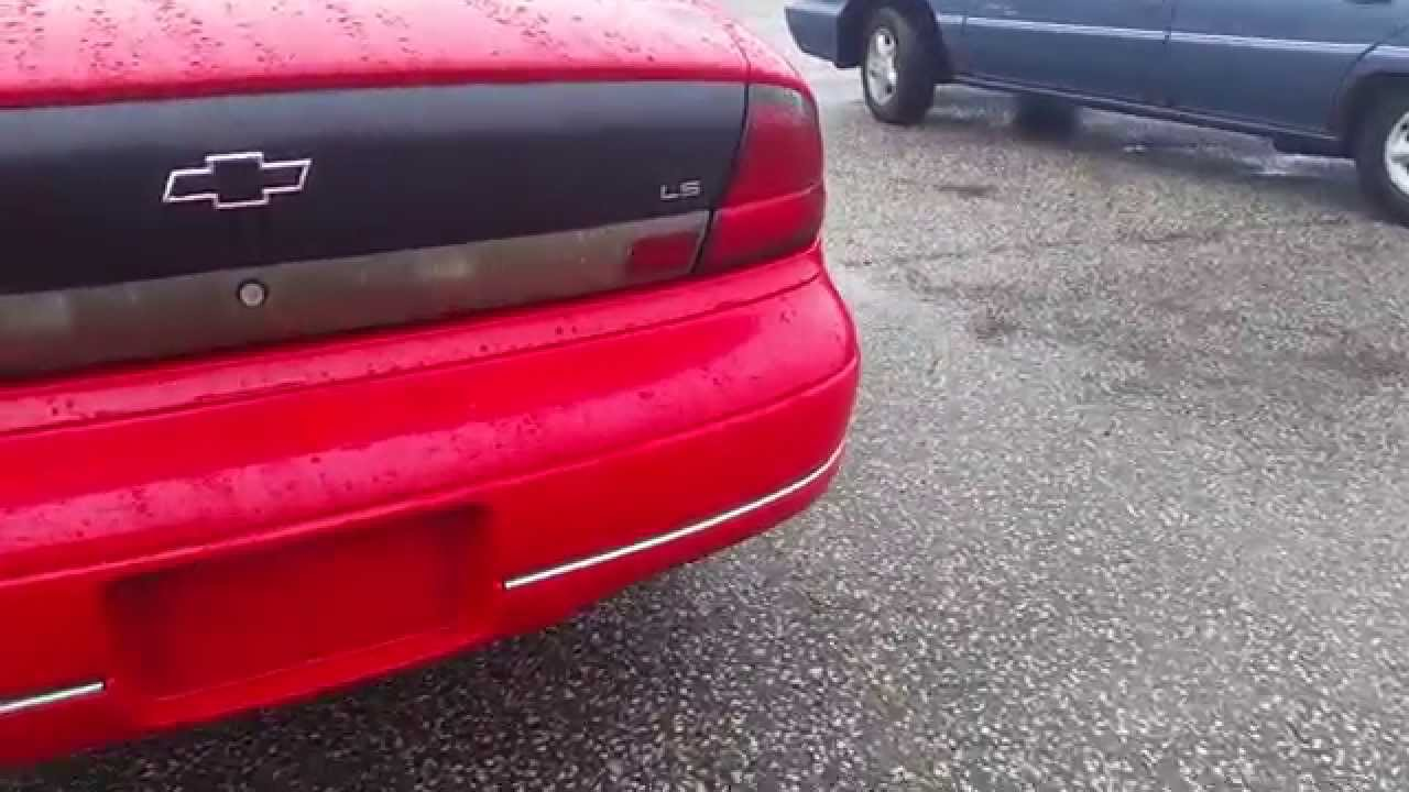 All Chevy 1999 chevrolet monte carlo z34 : 1998 Buick Skylark - 1999 Chevrolet Monte Carlo - Schafer ...