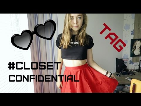 #Closet Confidential Tag (Mother's day)