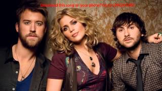 Lady Antebellum - Can't Take My Eyes Off You