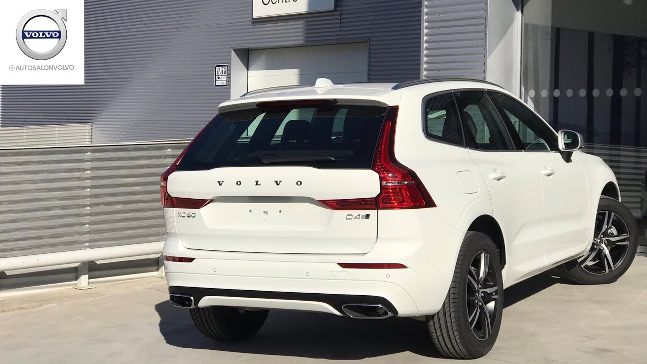 Volvo Xc60 18 D4 Awd R Design Exterior Interior Youtube