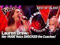 Musical theatre Star shows her TRUE SELF on The Voice and it's INCREDIBLE!